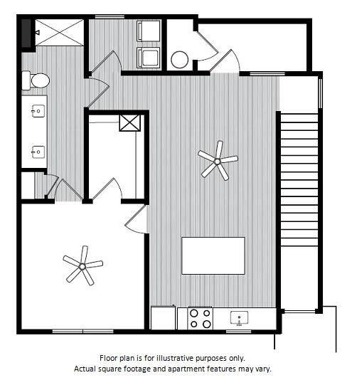 Floor Plan  Floor Plans at Windsor Republic Place, Austin, TX
