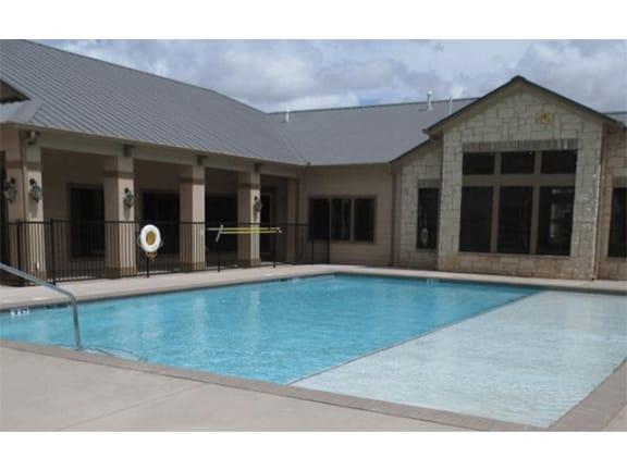 Swimming Pool at Mesquite Terraces