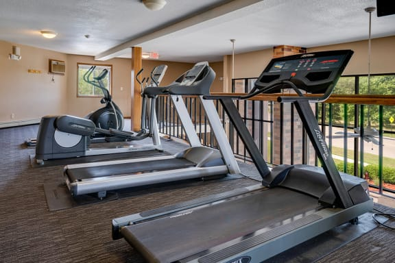 Treadmill and Elliptical Machines