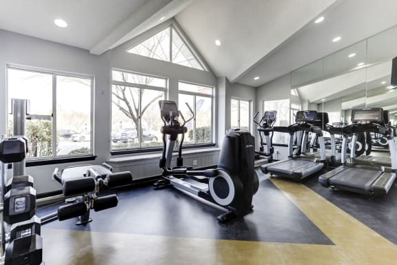 Apartments for Rent in Belcamp MD - Arborview at Riverside and Liriope MD Gym