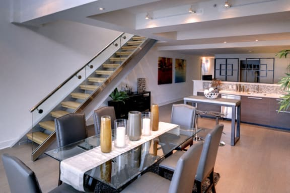Two Story Apartment at Berkeley Central, California, 94704