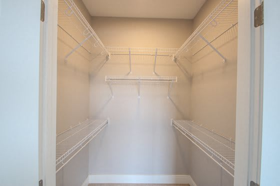 Large Closets at The Edison at Avonlea, Lakeville, 55044