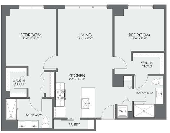 Floor Plan  V-13