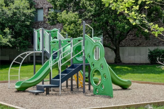 Children Playground at Willow Crossing, Elk Grove Village