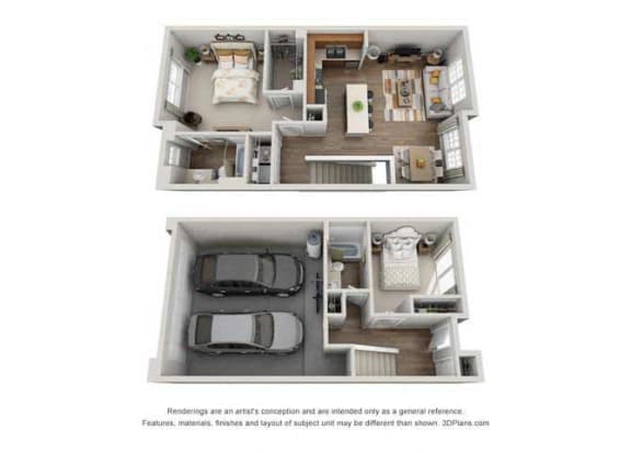 Floor Plan  Umbria