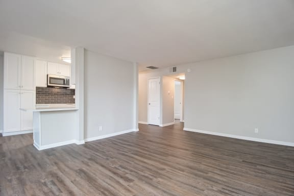 Unit Image Living Room at Parc at 5 Apartments, Downey, 90240