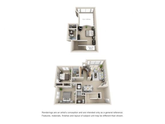 3 Bedroom - Penthouse