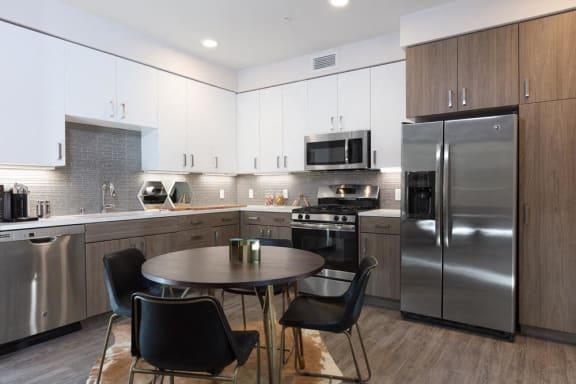 Quartz Kitchen Countertops at Elan Menlo Park, Menlo Park, CA, 94025