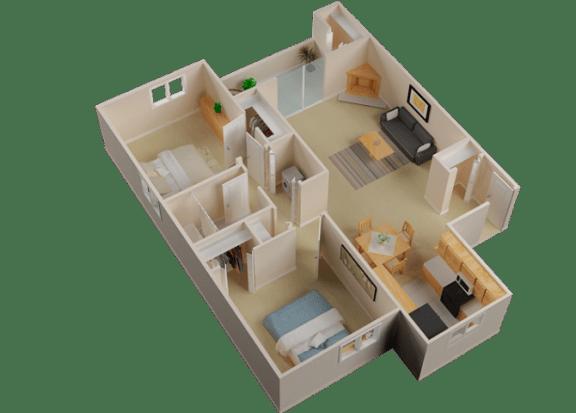 Floor Plan  Dorchester