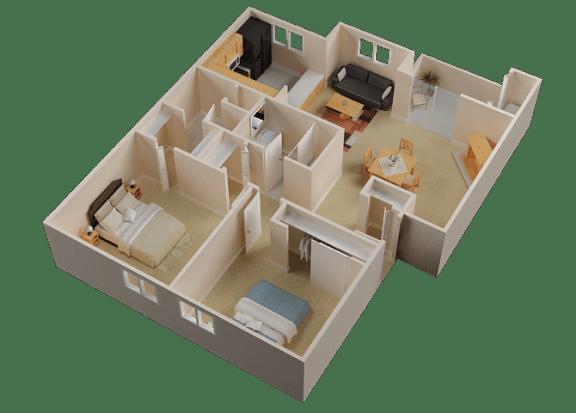 Floor Plan  Excelsior