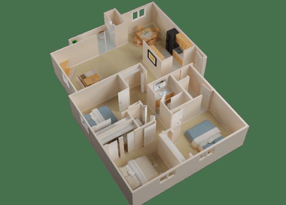 Floor Plan  Fairmont