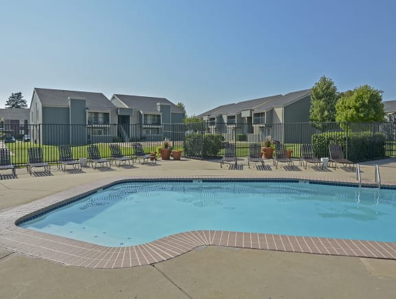 Homes are close to Outdoor Pool and Sundeck
