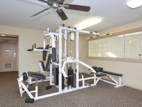 Cardio and Machines Fitness Center