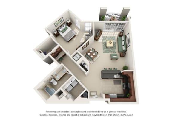 Floor Plan  Devonshire