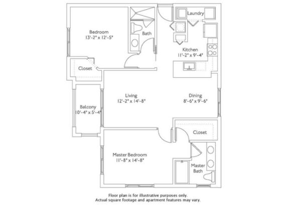 Floor Plan  Floor plan at Mirador at Doral by Windsor, Doral, FL, 33122