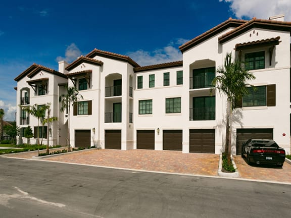 Attached Garages Available at Mirador at Doral by Windsor, Doral, 33122