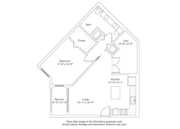 Floor Plan  Floor plan at Mirador at Doral by Windsor, Doral