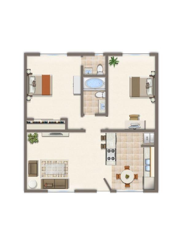 Floor Plan  11665_Mayfield_B