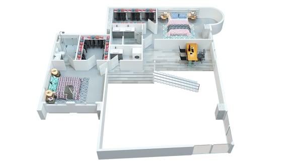 Floor Plan  The Stewart McCartney Floor Plan