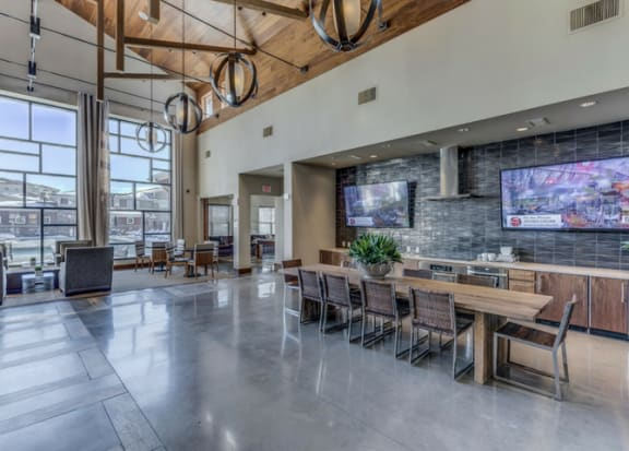 Newly Renovated Clubhouse at Retreat at the Flatirons, Broomfield, 80020