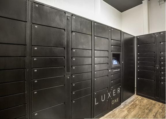 Lockers at Retreat at the Flatirons, Colorado