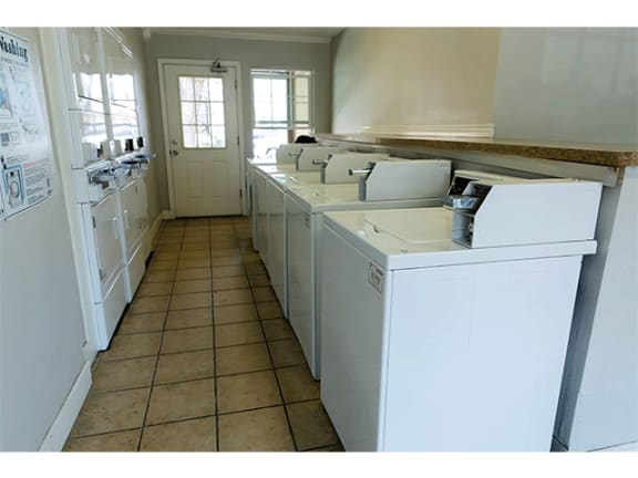 Laundry Room at Aviare Place