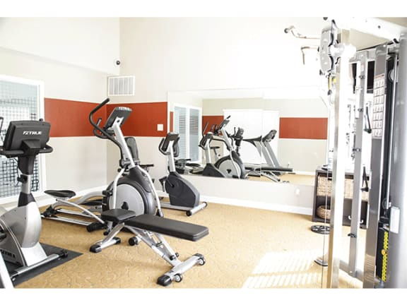 Fitness Center at Hawthorne House