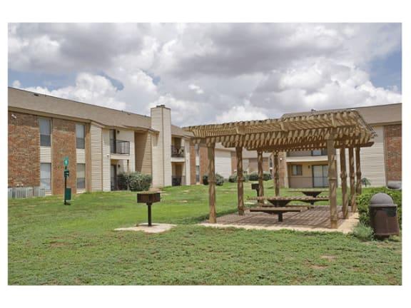 BBQ & Picnic Areas at Park at Caldera, Texas, 79705