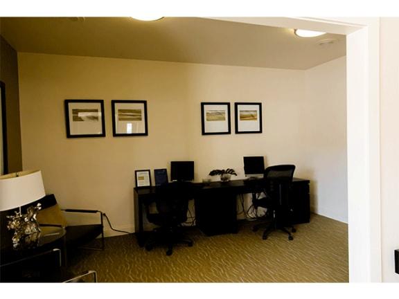 Resident Business Center at Park at Caldera, Midland, TX, 79705