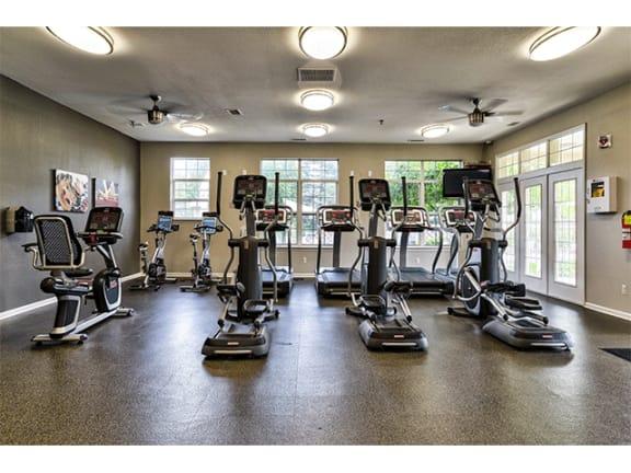 Fitness Center at Orion MainStreet, Ann Arbor, 48103