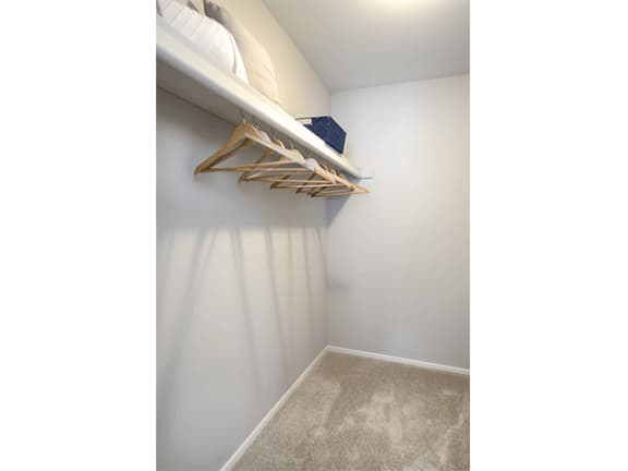 Spacious Closet at Orion North Star