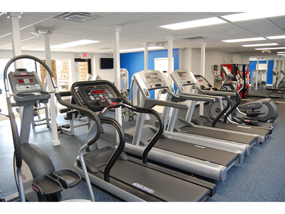 Gym at Orion North Star