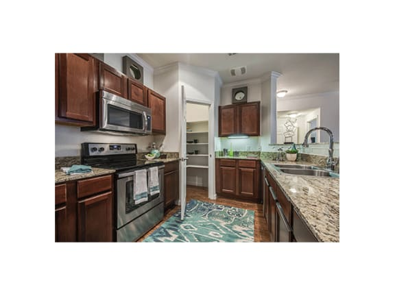 Kitchen Appliances at Orion Prosper