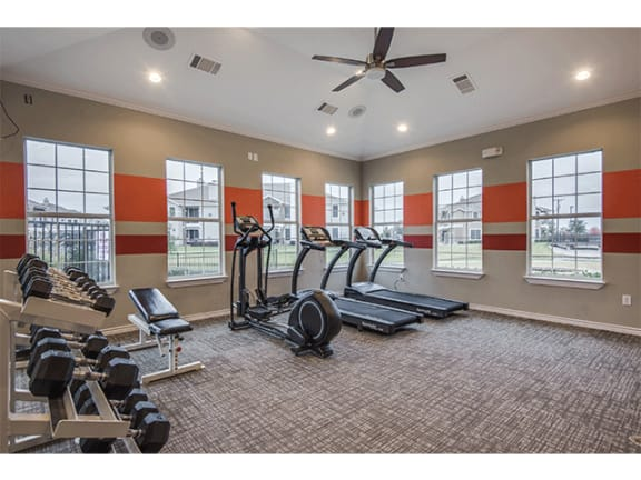 Fitness Center at Orion Prosper
