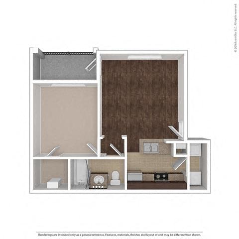 Floor Plan at Orion Prosper, Prosper, TX, 75078