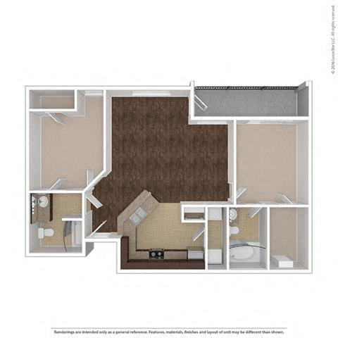 Floor Plan at Orion Prosper, Texas, 75078
