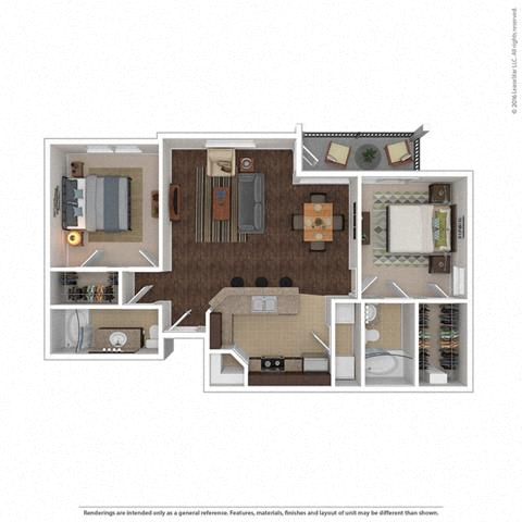 Floor Plan at Orion Prosper, Prosper, TX