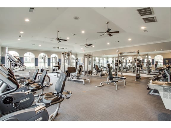 Gym at Orion Prosper Lakes