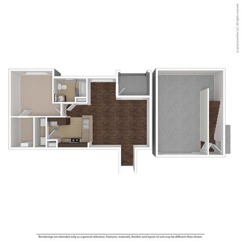 Floor Plan at Orion Prosper Lakes, Prosper, TX, 75078
