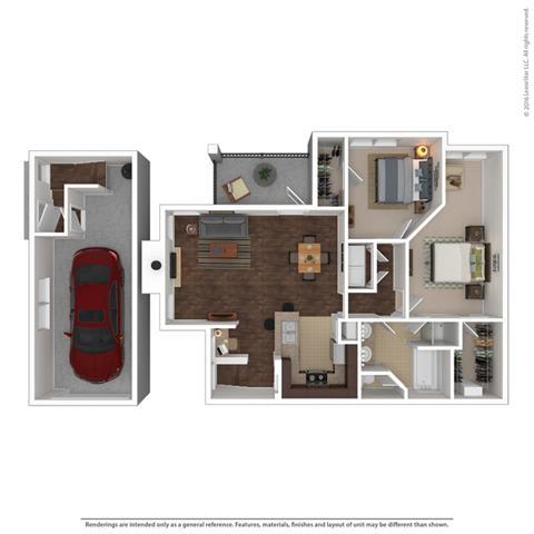 Floor Plan at Orion Prosper Lakes, Prosper