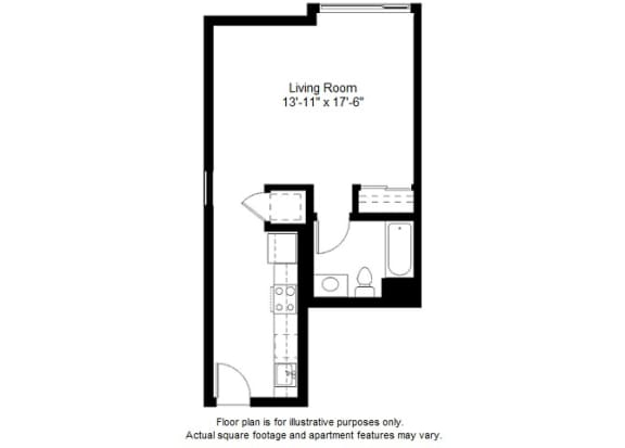 Floor Plan  S7 floor plan at Windsor at Dogpatch, 2660 3rd Street, 94107
