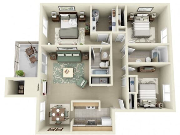Montair at Somerset Hill|St Helens|3Bed/2Bath