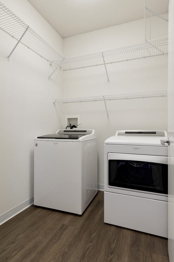Laundry Room at Waterstone Place, Minnesota, 55305