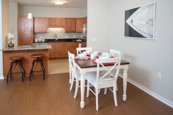 Classy Dining Table at Waterstone Place, Minnesota, 55305