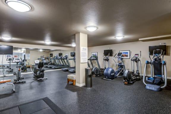 The Fitness Center at The Corydon, Seattle, WA, 98105