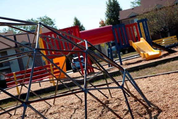 Playground at Creekside Square, Indianapolis