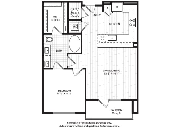 Floor Plan  A4(1) Floor Plan at Windsor Old Fourth Ward, Georgia, 30312, opens a dialog