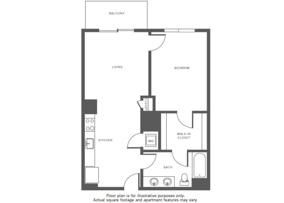 Floor Plan  A1 floor plan at Windsor at Hopkinton, 5 Constitution Ct, 01748, opens a dialog