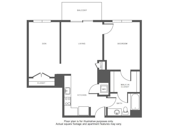 Floor Plan  A5 floor plan at Windsor at Hopkinton, Hopkinton, Massachusetts, opens a dialog