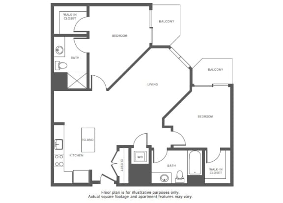 Floor Plan  B1 floor plan at Windsor at Hopkinton, Hopkinton, Massachusetts, opens a dialog